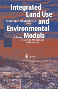 Cover Integrated Land Use and Environmental Models