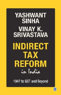 Cover Indirect Tax Reform in India