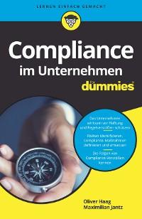 Cover Compliance im Unternehmen für Dummies