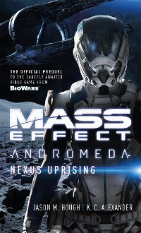 Cover Mass Effect: Nexus Uprising