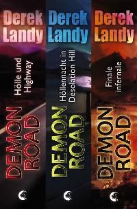 Cover Demon Road - Die komplette Trilogie