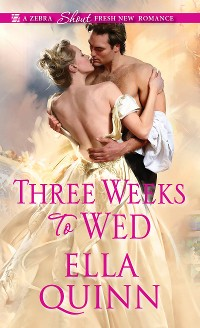 Cover Three Weeks to Wed