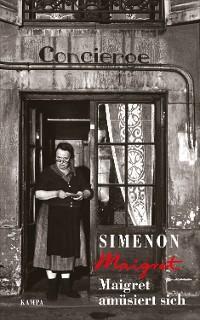 Cover Maigret amüsiert sich