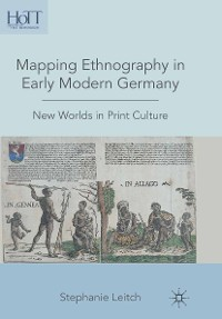 Cover Mapping Ethnography in Early Modern Germany