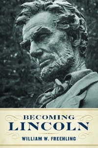 Cover Becoming Lincoln
