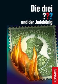 Cover Die drei ??? und der Jadekönig (drei Fragezeichen)