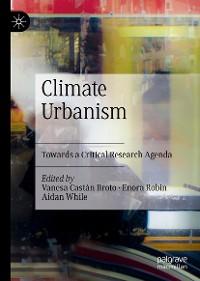 Cover Climate Urbanism