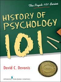 Cover History of Psychology 101