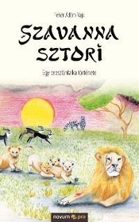 Cover Szavanna sztori
