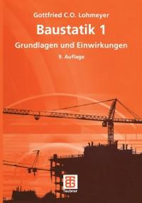 Cover Baustatik 1