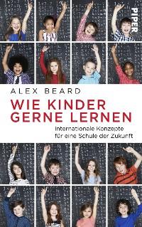 Cover Wie Kinder gerne lernen