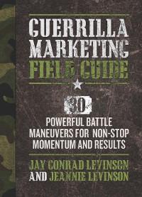 Cover Guerrilla Marketing Field Guide