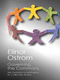 Cover Governing the Commons