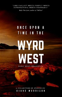 Cover Once Upon a Time in the Wyrd West