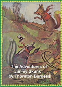 Cover Adventures of Jimmy Skunk, Illustrated