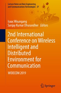 Cover 2nd International Conference on Wireless Intelligent and Distributed Environment for Communication