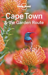 Cover Lonely Planet Cape Town & the Garden Route