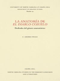 Cover La anatomía de El diablo cojuelo