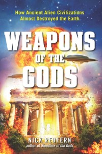 Cover Weapons of the Gods