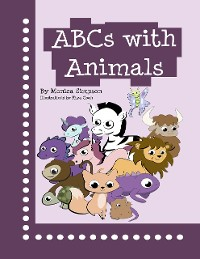 Cover Abcs With Animals