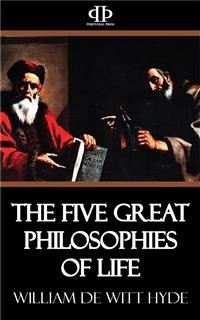 Cover The Five Great Philosophies of Life