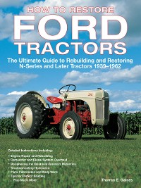 Cover How To Restore Ford Tractors