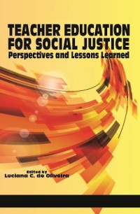 Cover Teacher Education for Social Justice