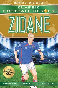Cover Zidane (Classic Football Heroes - Limited International Edition)