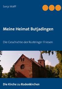 Cover Meine Heimat Butjadingen
