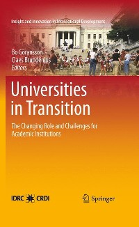Cover Universities in Transition