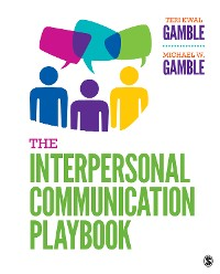 Cover The Interpersonal Communication Playbook