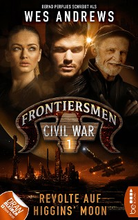 Cover Frontiersmen: Civil War 1