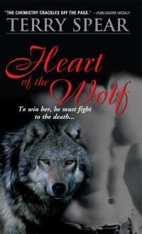 Cover Heart of the Wolf