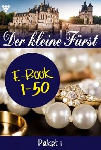 Cover Der kleine Fürst Paket 1 – Adelsroman