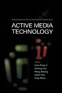 Cover Active Media Technology - Proceedings Of The Second International Conference