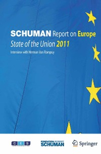 Cover Schuman Report on Europe