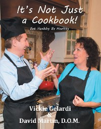 Cover It's Not Just a Cookbook