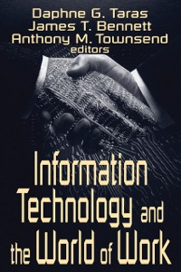 Cover Information Technology and the World of Work