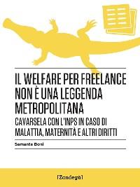 Cover Il welfare per freelance non è una leggenda metropolitana