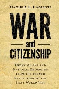 Cover War and Citizenship