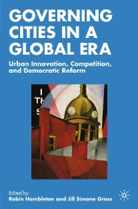 Cover Governing Cities in a Global Era
