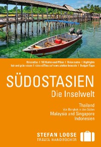 Cover Stefan Loose Reiseführer Südostasien - Die Inselwelt