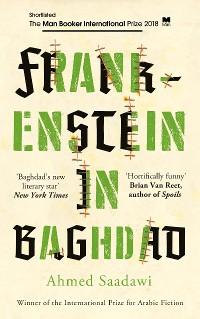 Cover Frankenstein in Baghdad