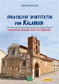 Cover Sprachliche Identitäten von Kalabrien