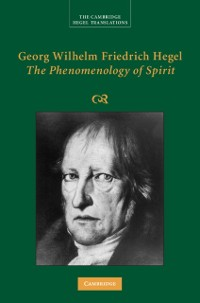 Cover Georg Wilhelm Friedrich Hegel: The Phenomenology of Spirit