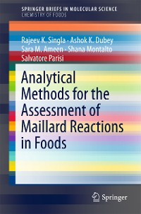 Cover Analytical Methods for the Assessment of Maillard Reactions in Foods