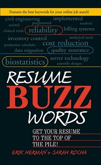 Cover Resume Buzz Words