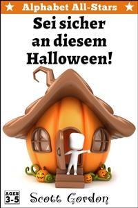 Cover Alphabet All-Stars: Sei sicher an diesem Halloween