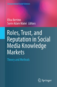 Cover Roles, Trust, and Reputation in Social Media Knowledge Markets
