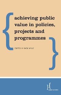 Cover Public Value Management